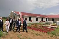 ŞEHMUS GÜNAYDıN - Isparta'daki Bağımlılık Tedavi Ve Rehabilitasyon Merkezi İnşaatında Sona Gelindi