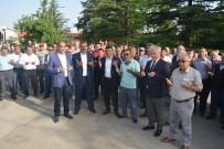 KURBAN KESİMİ - Isparta İl Özel İdare, Yeni Sezona Dualarla Başladı