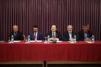 KHGB Dönem Başı Meclis Toplantısı Vali Pehlivan Başkanlığında Gerçekleştirildi