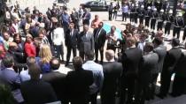 İÇİŞLERİ BAKANI - Kırklareli Valisi Osman Bilgin, Görevine Başladı