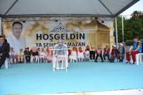 AKŞAM EZANI - Kızılcahamam'da Minik Hafızlardan Kur'an Ziyafeti