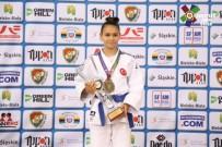 GÜMÜŞ MADALYA - Kocaelili Judocular Avrupa'dan Madalya İle Döndü