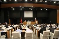 ORHAN TAVLı - Kurumlar Arası Koordinasyon Toplantısı, Vali Tavlı Başkanlığında Yapıldı