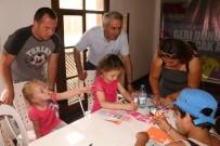 MEHMET TURAN - Kuşadası Belediyesi'nden Kukla Atölyesi