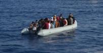 JANDARMA KOMUTANLIĞI - Kuşadası Körfezi Ve Didim'de 167 Kaçak Göçmen Yakalandı