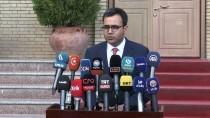 NEÇİRVAN BARZANİ - Mcgurk Seçime İtiraz Eden Kürt Siyasi Parti Yetkilileriyle Bir Araya Geldi