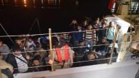 KAZANLı - Mersin'de Göçmen Kaçakçılığı Operasyonu