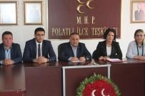 GENEL BAŞKAN - MHP Ankara 1. Bölge Milletvekili Adayları Polatlı Da Tanıtıldı