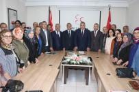 ÜLKÜ OCAKLARı - MHP Nevşehir İl Başkanlığını Milletvekillerini Tanıttı