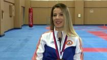 OLIMPIYAT OYUNLARı - Milli Karateci Hedef Büyüttü