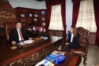 NEVŞEHİR BELEDİYESİ - NÜKÇAM Müdürü Kahraman, Başkan Seçen'i Ziyaret Etti