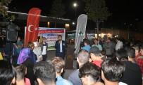 MÜSLÜMANLAR - Osmangazi'de Gelecek Tarihle Buluşuyor