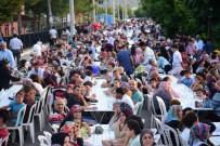 DEVLET BAHÇELİ - Osmaniye'de Mahalle İftarı