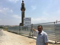 ABDÜLHAMİD HAN - Osmanlı'dan Kalma Minare Yıllar Sonra Camisine Kavuşuyor
