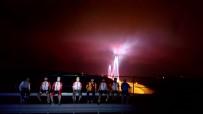 YAVUZ SULTAN SELİM - (Özel) Yavuz Sultan Selim Köprüsü Manzarasıyla Şampiyonluğu Kutladılar