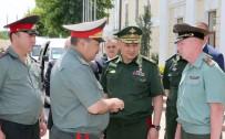ASKERİ EĞİTİM - Rusya Savunma Bakanından Şoygu'dan Özbekistan'a Ziyaret