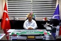 MUSTAFA YıLDıRıM - Salihli Belediyespor'da Kulüp Başkanı Belli Oldu