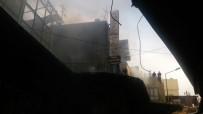 AVRUPA - Şanlıurfa'da Pasajda Yangın