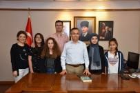 KEMAL ÇEBER - Şehit Ercan Hırçın Ortaokulu Öğrencilerinden Örnek Davranış