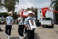 TAŞKıRAN - Şehit Polis Memuru İçin Antalya Emniyet Müdürlüğünde Tören