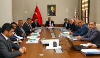 ENVER ÜNLÜ - SERKA Yönetim Kurulu, Kars'ta Toplandı