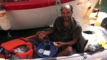 FARKıNDALıK - Somalı Madenciler İçin Kanoyla Yolculuk Yapıyor