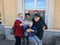 BUZ PATENİ - TED'li Öğrenciler Litvanya'daydı