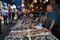BALIK AVI - Trabzon'da Balık Fiyatları Geçen Yılın Aynı Dönemine Göre Yüzde 50 Arttı