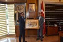 SİVİL TOPLUM - TÜMSİAD'dan Başkan Altay'a Ziyaret