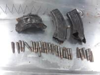 AMONYUM NİTRAT - Tunceli'deki Hava Destekli Operasyonda Çok Miktarda Mühimmat Ele Geçirildi