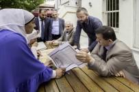 AYASOFYA MÜZESI - Ürdün'de Salt Restorasyon Akademisi Uzmanlarına Çalışma Ziyareti