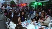 MEVLÜT UYSAL - Uysal, Silivri'de İftar Yaptı