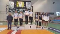 GÜMÜŞ MADALYA - Yunanistan'dan 5 Madalya İle Döndüler