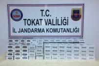 KAÇAK SİGARA - 3 Valizden Bin 530 Paket Kaçak Sigara Çıktı