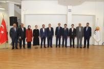 YEREL SEÇİMLER - AK Parti Konya Teşkilatı Seçim Çalışmalarına Başladı