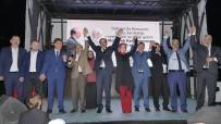 AK Parti Trabzon Ekibi Seçim Çalışmalarına İlçe Teşkilatlarıyla Buluşmayla Başladı