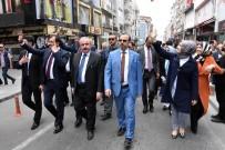 MUSTAFA ŞENTOP - AK Partinin Adayları Bakan Gibi Karşılandı