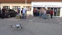 METAMFETAMİN - Aksaray'da Drone Destekli Uyuşturucu Operasyonu Açıklaması 10 Gözaltı