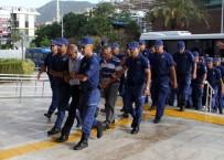 POMPALI TÜFEK - Alanya'da Gayrimenkul Dolandırıcılığına 12 Tutuklama