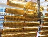 YÜKSELEN - Altın 5 yılda yüzde 135 değer kazandı