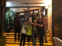 KATAR - Ardahanlı Öğrenciler Türkiye'yi Çin'de Temsil Edecekler