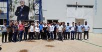 HİDROELEKTRİK - AÜ Öğrencileri Hidroelektrik Santrali'ni İnceledi