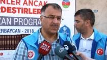 AHISKA - Azerbaycan'da Yaşayan Ahıska Türkleri İftarda Buluştu