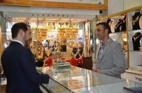 TÜRKIYE PETROLLERI ANONIM ORTAKLıĞı - Bakan Albayrak Hakkari'de Esnaf Ziyareti Gerçekleştirdi