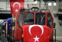 TEST SÜRÜŞÜ - Bakan Arslan, Halkalı-Gebze Banliyö Hattı Test Sürüşüne Katıldı