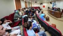 BELEDİYE BAŞKANI - Başkan Karaosmanoğlu 1. Bölge Antrenörleri Toplantısına Katıldı