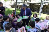 ZÜBEYDE HANıM - Başkan Özgüven Açıklaması 'Çocuklarımıza Müze Kültürü Kazandırmalıyız'
