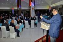 KAYHAN TÜRKMENOĞLU - Başkan Türkmenoğlu, Muhtarlarla Bir Araya Geldi