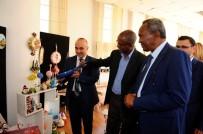 KARATEKIN ÜNIVERSITESI - BELMEK Ve BELTEK Sudan Cumhuriyeti'nin Dikkatini Çekti