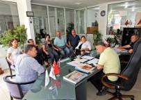 BAŞSAĞLIĞI - Çeşme CHP, STK Ziyaretleri İle Seçim Çalışmalarına Başladı